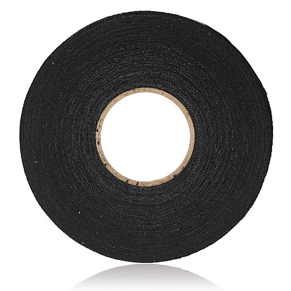 Incredible Wiring Loom Harness Adhesive Cloth Fabric Tape Cable Looms 19Mm 25M Dandim Mohammedshrine Wiring Diagrams Dandimmohammedshrineorg