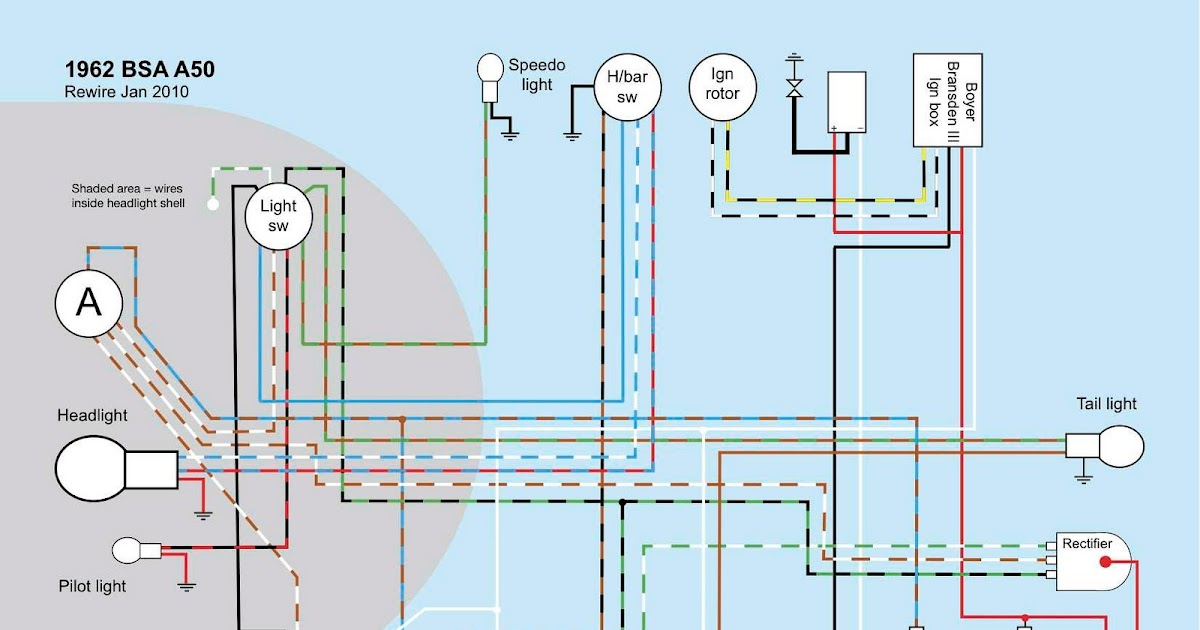 Terrific Bsa Wiring Diagrams Everything Wiring Diagram Dandim Mohammedshrine Wiring Diagrams Dandimmohammedshrineorg