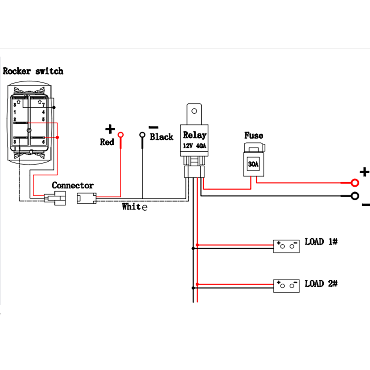 Superb 3 Way Switch Wiring Diagram Fog Light Relay With And Lighted Dandim Mohammedshrine Wiring Diagrams Dandimmohammedshrineorg
