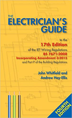 Enjoyable The Electricians Guide To The 17Th Edition Of The Iet Wiring Dandim Mohammedshrine Wiring Diagrams Dandimmohammedshrineorg