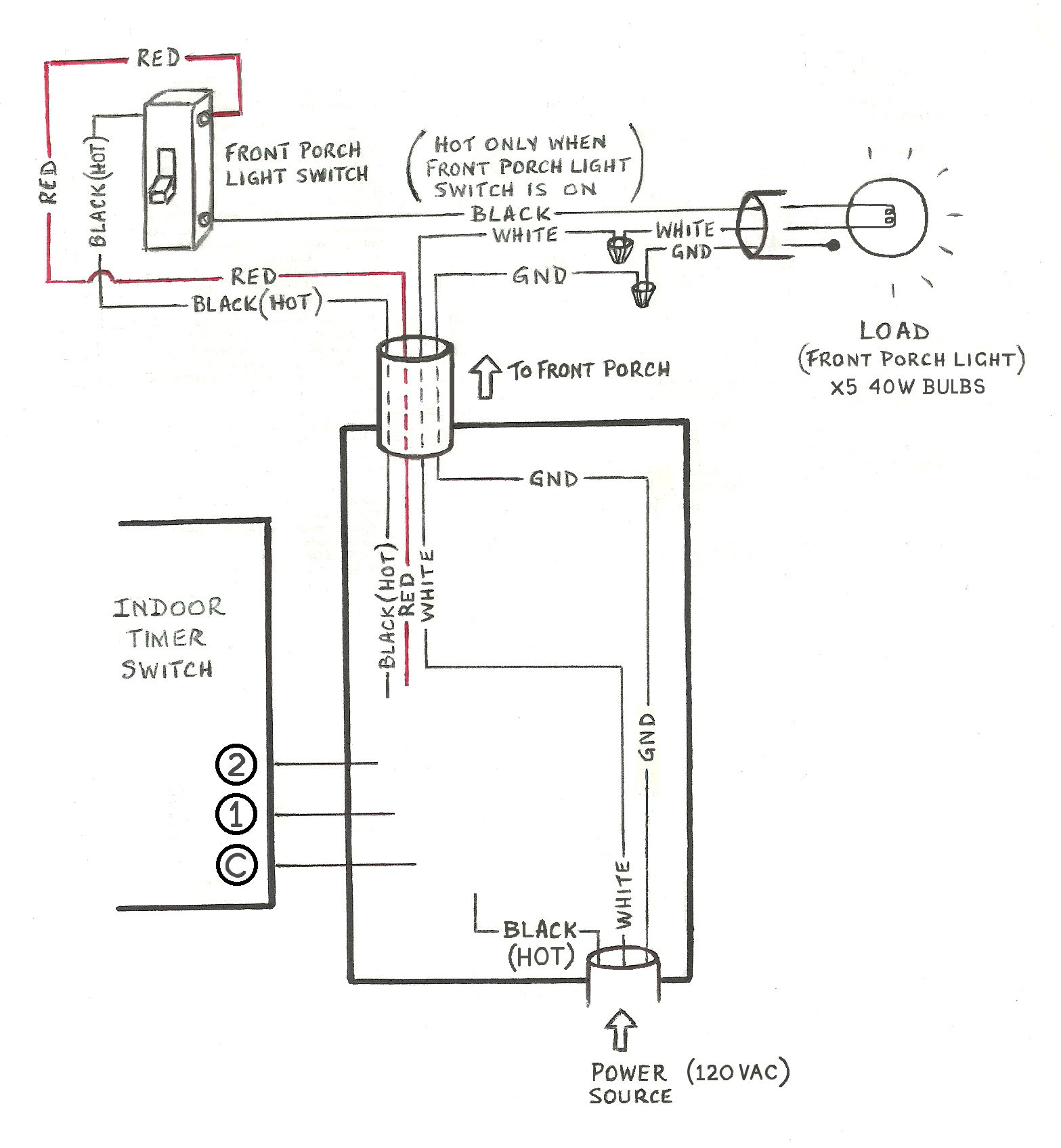 Awesome Need Help Wiring A 3 Way Honeywell Digital Timer Switch Home Dandim Mohammedshrine Wiring Diagrams Dandimmohammedshrineorg
