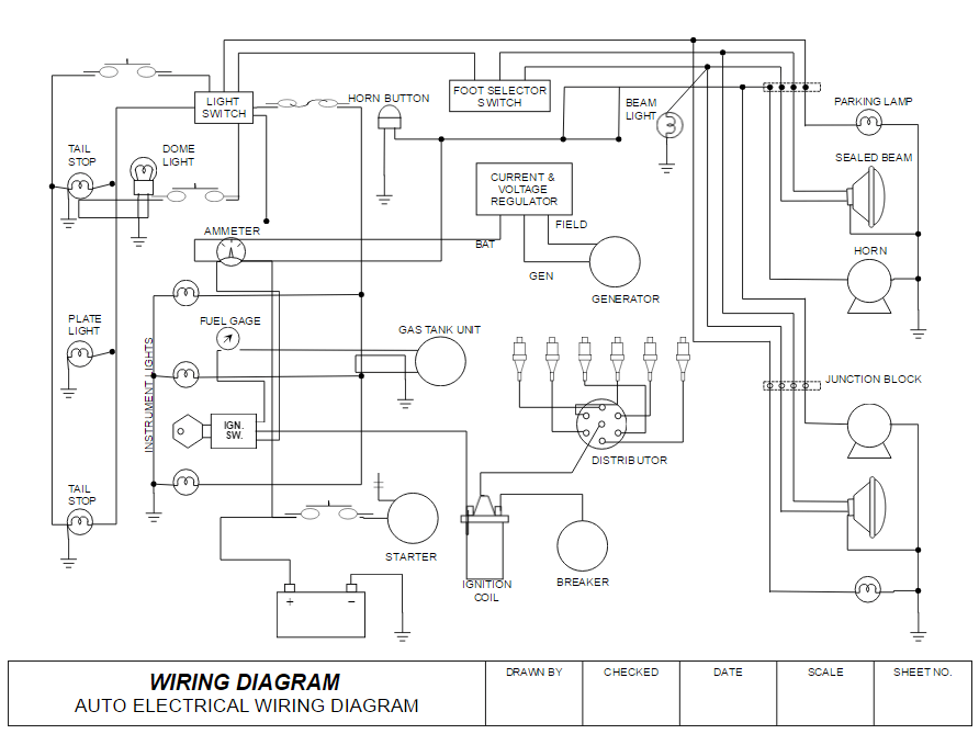 Pleasing How To Draw Electrical Diagrams And Wiring Diagrams Dandim Mohammedshrine Wiring Diagrams Dandimmohammedshrineorg