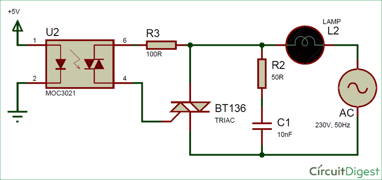 Cool What Is Triac Switching Circuit And Applications Dandim Mohammedshrine Wiring Diagrams Dandimmohammedshrineorg