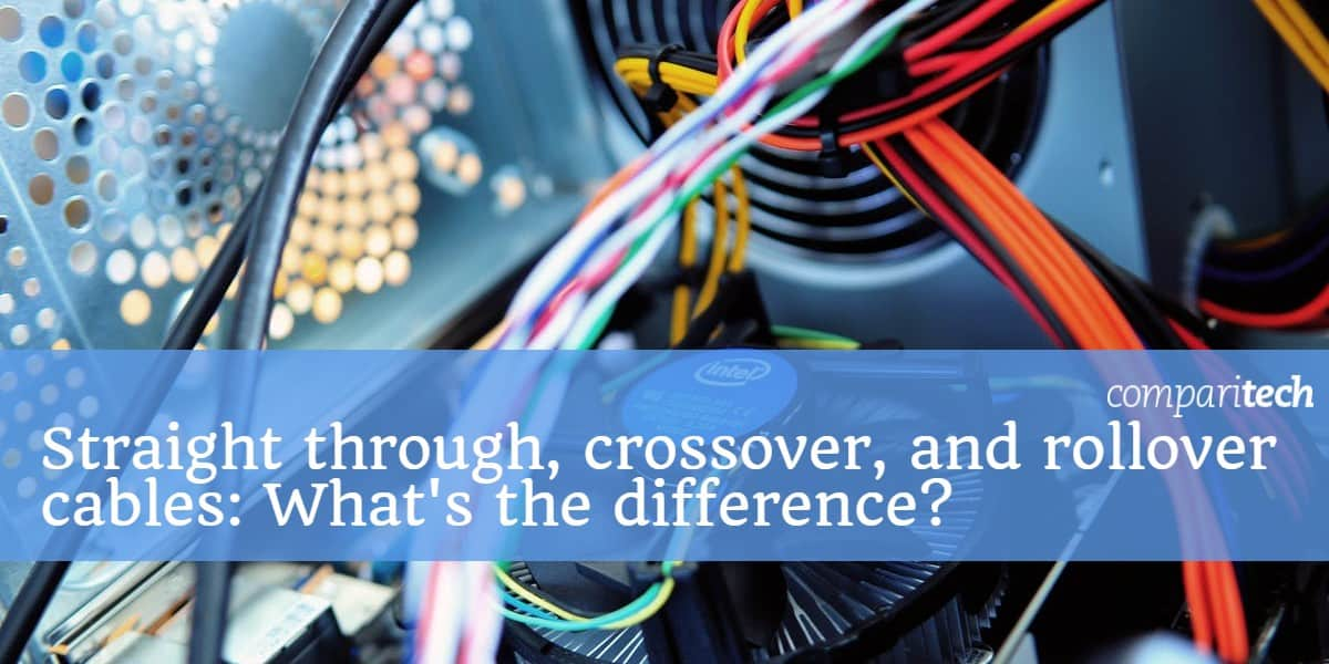 Magnificent The Difference Between Straight Through Crossover And Rollover Cables Dandim Mohammedshrine Wiring Diagrams Dandimmohammedshrineorg