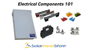 Superb Electrical Components 101 Breakers Electrical Fuses And More Dandim Mohammedshrine Wiring Diagrams Dandimmohammedshrineorg