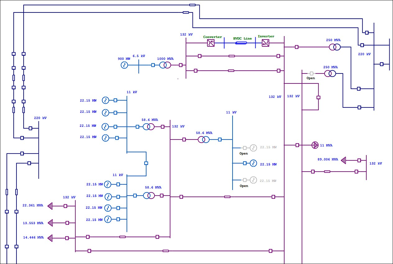 Magnificent Electrical Single Line Diagram Electrical One Line Diagram Etap Dandim Mohammedshrine Wiring Diagrams Dandimmohammedshrineorg